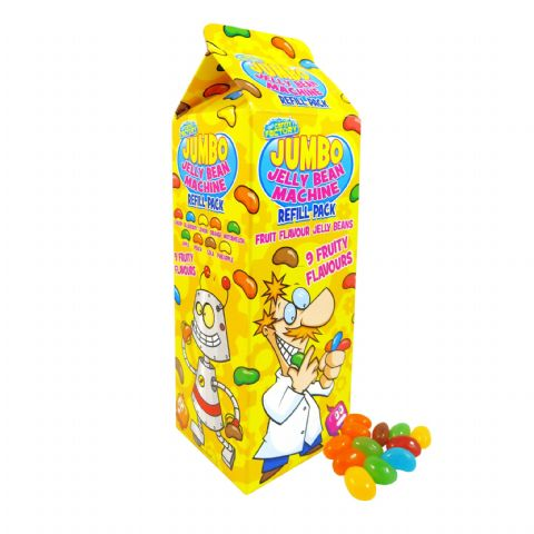 Jelly Bean Refill Pack 500g - For Jumbo Jelly Bean Machine